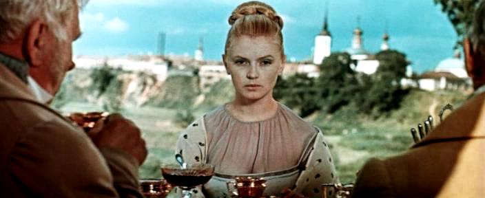 Валентина Титова. Кадр из фильма