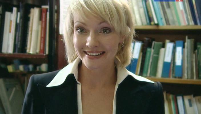 Наталия Житкова. Кадр из фильма